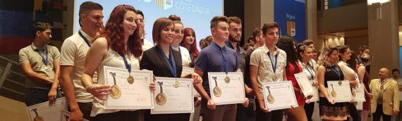 6 médailles pour les élèves du Campus Fontlongue