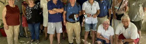 Des anciens élèves de Fontlongue retrouvent le lycée 50 ans après