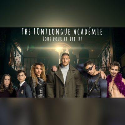 The Fontlongue académie