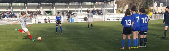 La section football de Fontlongue à Angers!